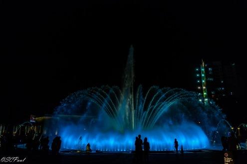Magical fountains