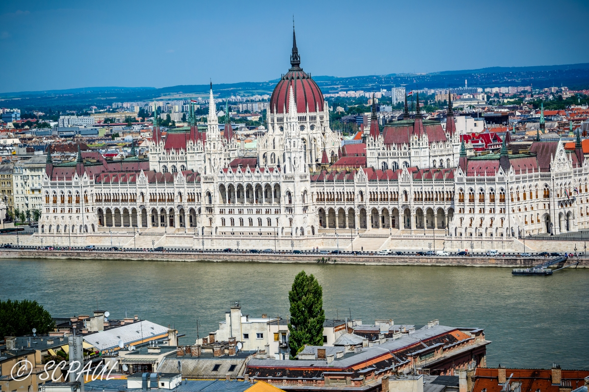 A Chaotic Visit to Budapest