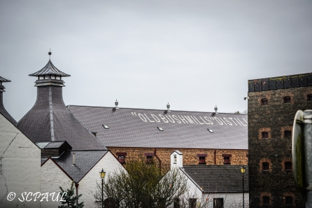 The Bushmill's Distillery